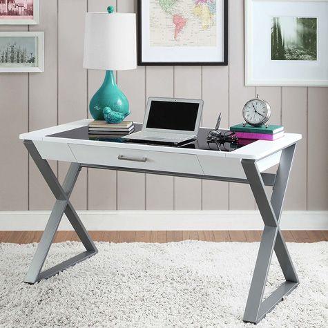 Top 25 best Glass Top Desk ideas on Pinterest