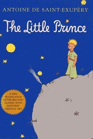 The Little Prince by Antoine De Saint-Exupéry | 12 Great Novels Short Enough To Read On Your Phone