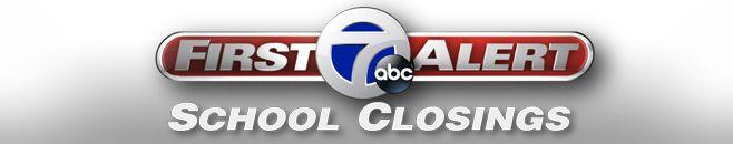Channel 7 First Alert School Closings - Detroit, Michigan - WXYZ.com