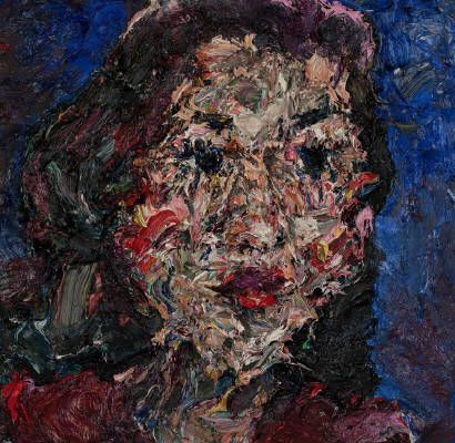 "Vanessa Prager, Iron, 2015 - From ""Dreamers""  @Richard Heller Gallery, 2015"