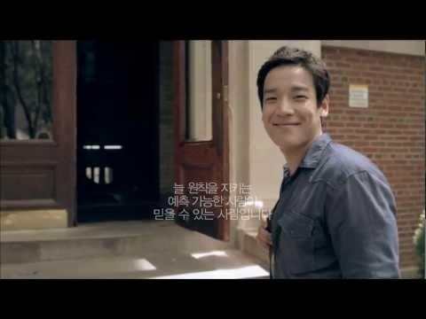 2012년 두산 기업 광고 사람이 미래다 [믿음 편]    자료용  스터디용