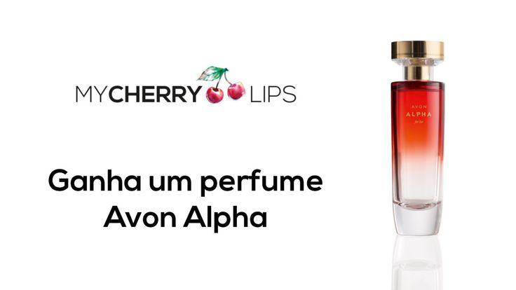 Meninas há novo #passatempo no blog e desta vez uma de vocês vai poder ganhar um #perfume Avon Alpha.   Participem em: http://mycherrylipsblog.com/passatempo-my-cherry-lips-avon-alpha-387662