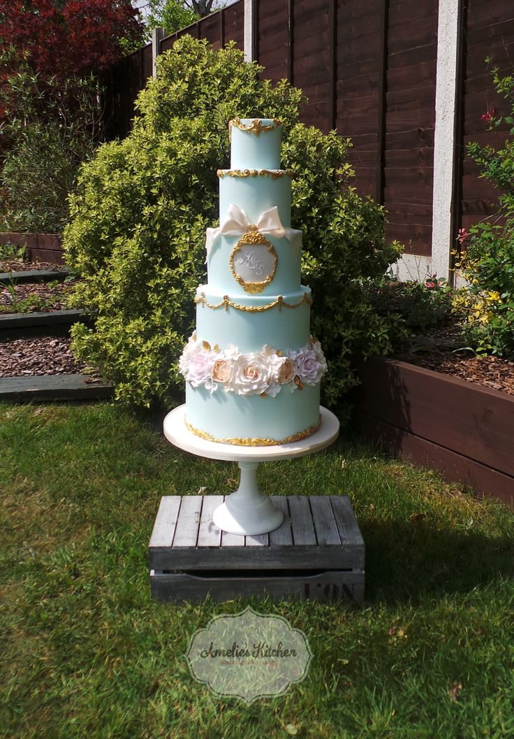 1000+ images about My wedding cake designs on Pinterest