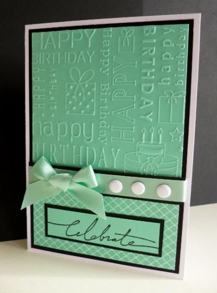 SC473 - Celebrate by sistersandie - Cards and Paper Crafts at Splitcoaststampers