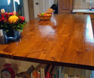 The 25 Best Wooden Countertops Diy Ideas On Pinterest