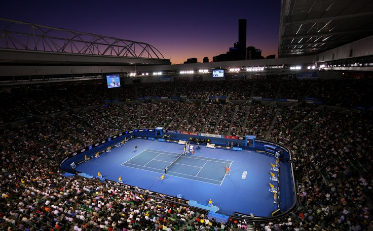 The Australian Open is an iconic Melbourne Event