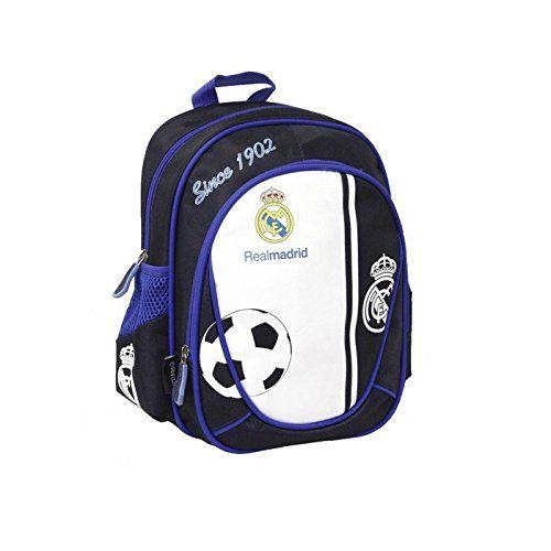 Real Madrid Backpack Kindergarten Real Madrid Supreme 30 CM by Real Madrid F.C. https://images-eu.ssl-images-amazon.com/images/I/41nJX0LPgcL.jpg Brand New Real Madrid Backpack Kindergarten Real Madrid Supreme 30 CM multi couleur