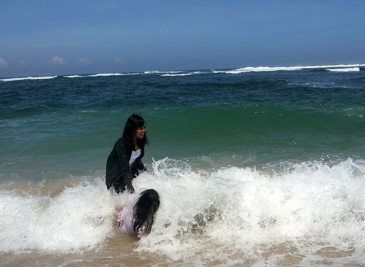 Balekambang #Beach #Wave #Sea #Malang #EastJava #Indonesia