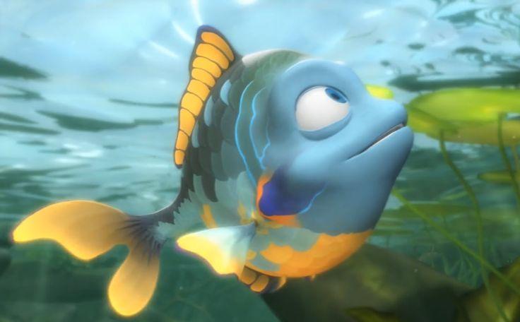 """Animated short film:  """"Hooked"""" by LightWave artist...Ben Cooper"""