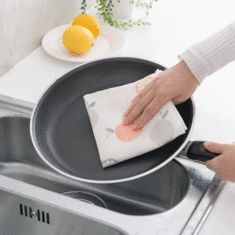 #Banggood Сгустите антижировые древесное волокно кухонное полотенце Кухня чистящий вычищать Rap стиральными Полотенце (1133606) #SuperDeals