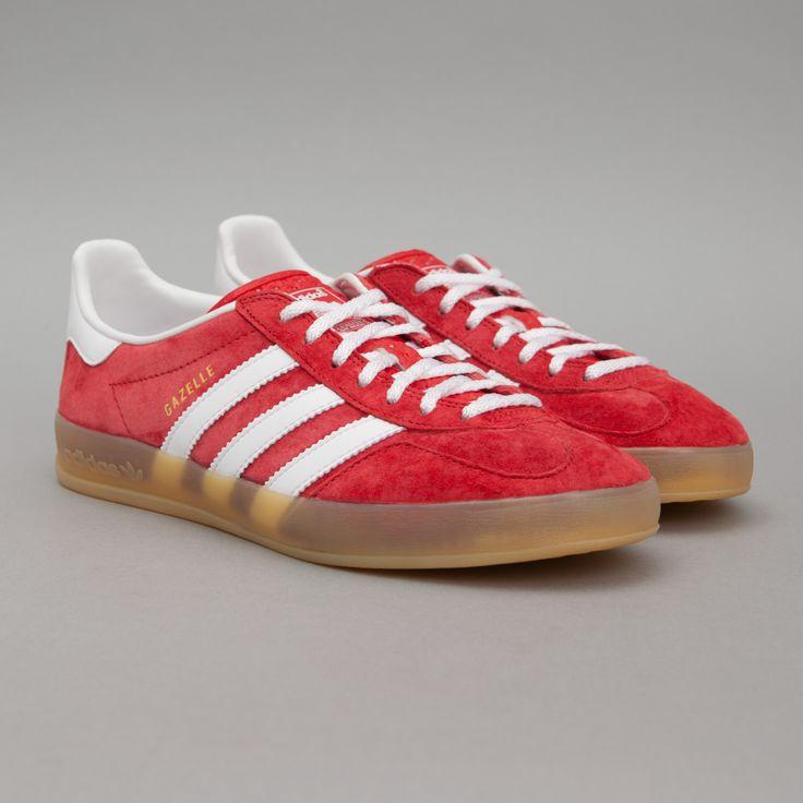 adidas gazelle indoor red