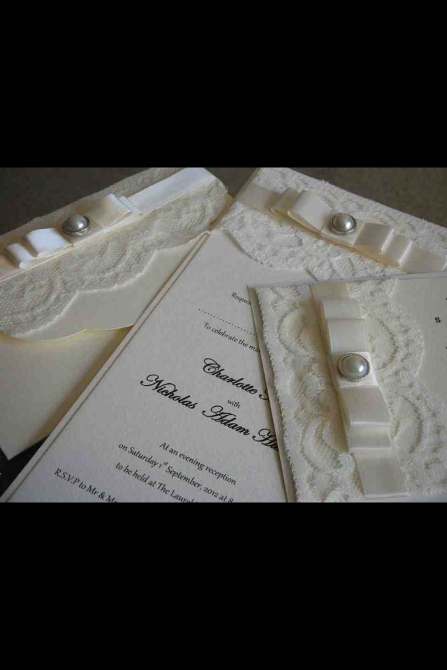 what should an evening wedding invite say%0A Handmade Vintage Wallet Wedding Invitation by CrystalCoutureinvite