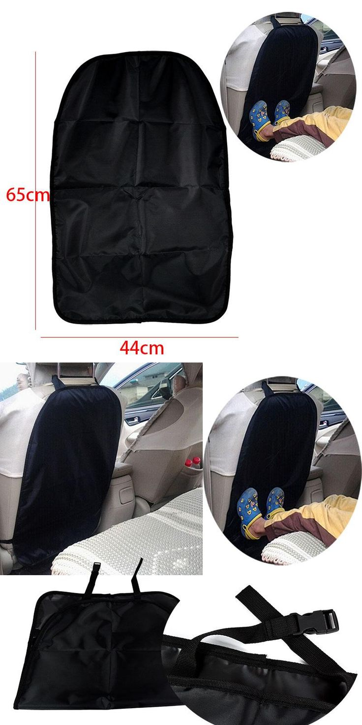 [Visit to Buy] Black Car Seat Back Protector dust-proof Children Kick Mat Protects from Mud Dirt waterproof Car-cover car seat covers #Advertisement