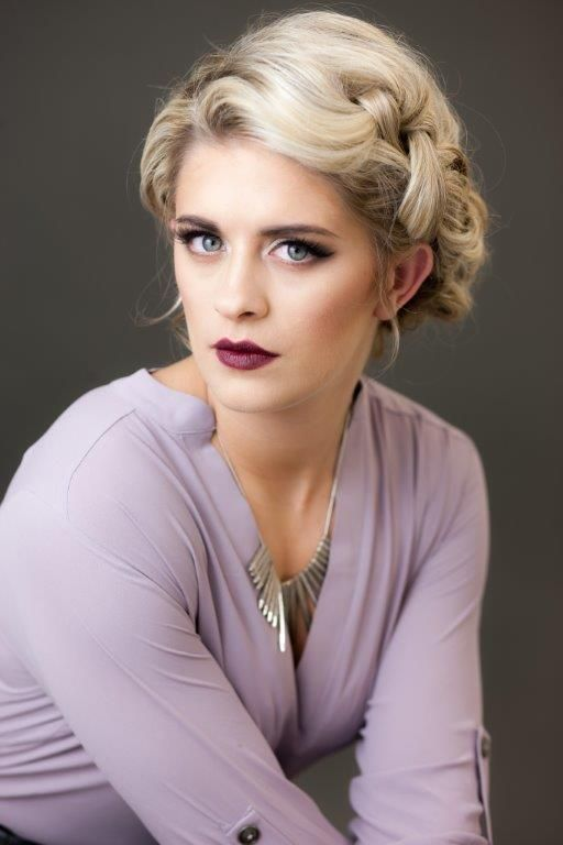 LOVE this loose, messy braid | Carrie Purser Makeup and Hair Artistry