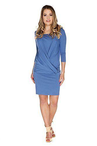 My Tummy Vestito premaman & allattamento Linda blu jeans, http://www.amazon.it/dp/B00Y0XUS6O/ref=cm_sw_r_pi_awdl_ugfrwb0502T0X