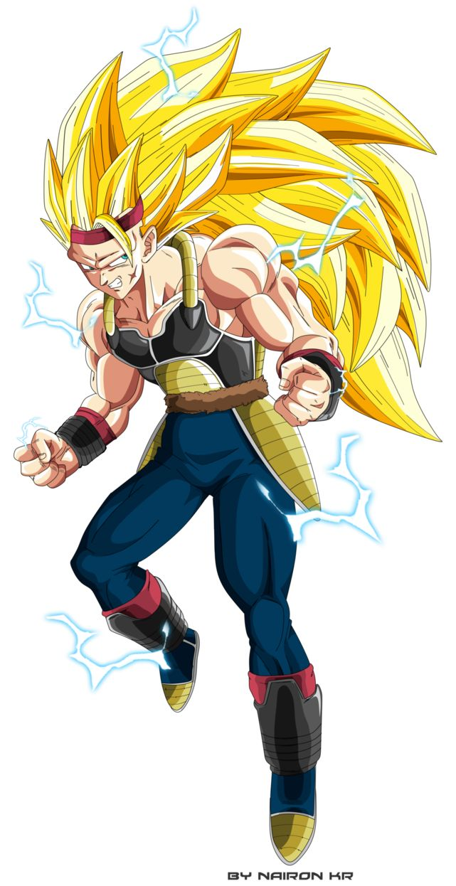 bardock ssj3 by naironkr on DeviantArt
