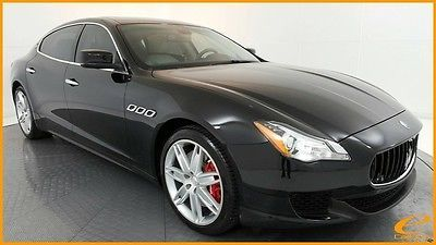 2014 Maserati Quattroporte | GTS | LUXURY | BOWERS WILKINS | NAV | CLMT STS | 2014 Maserati Quattroporte