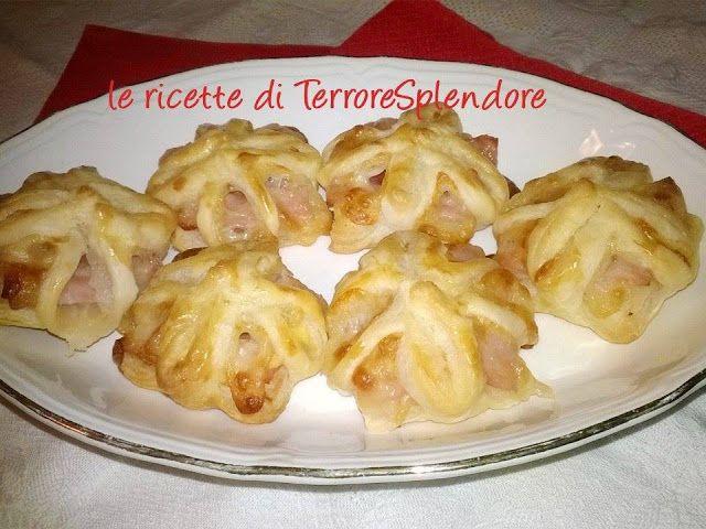 Le ricette di TerroreSplendore: Rustici salati velocissimi