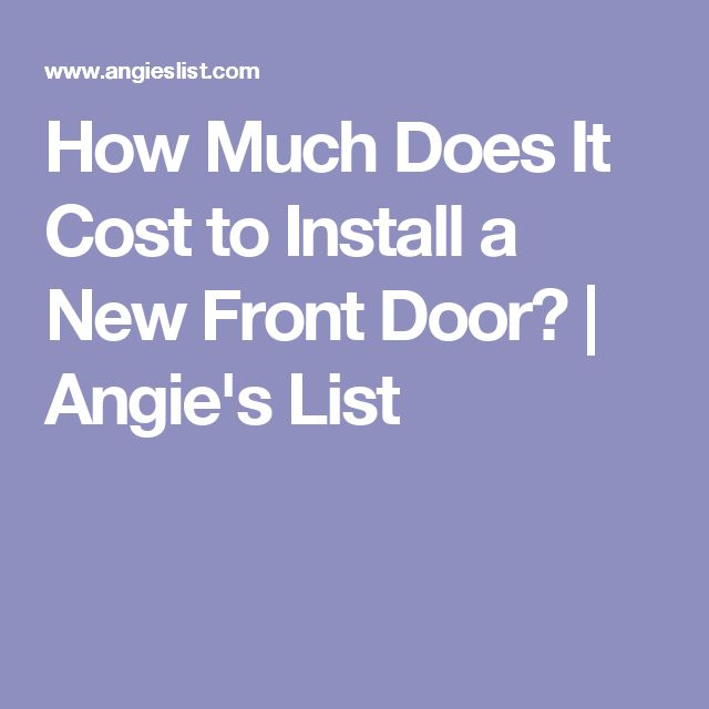 How Much To Hang A Front Door: Best 25+ Prefab Homes Cost Ideas On Pinterest