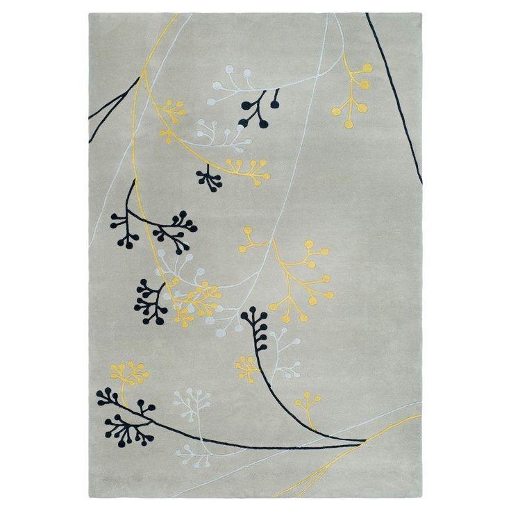 "Safavieh Walsall Area Rug - Grey (9'6"" X 13'6"" )"