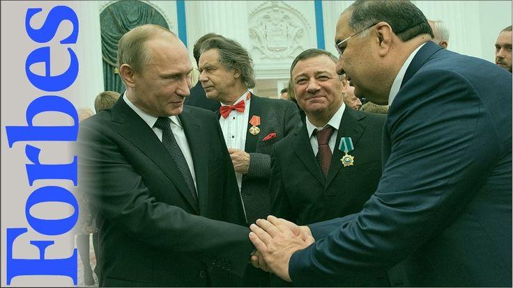 Путин победил бедных - Количество миллиардеров выросло [20/04/2017]