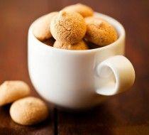 Итальянское печенье с фундуком без муки рецепт с фото