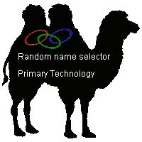 Random Name Selector - Personalize with your students' names and use for answering questions, etc.! VERY NEAT!
