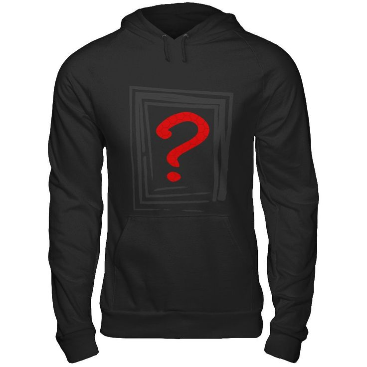 Question - Hoodie