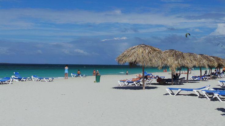 The Beach :) Memories resort.  By: vngtheoriginal