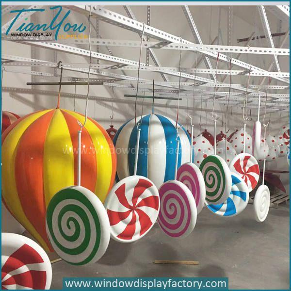 24 best Fiberglass giant lollipop propcandy decorations images on