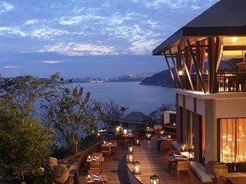 Acapulco Mexico Banyan Tree Resort This Boutique Hotel Chain Is Known To Include Elements From