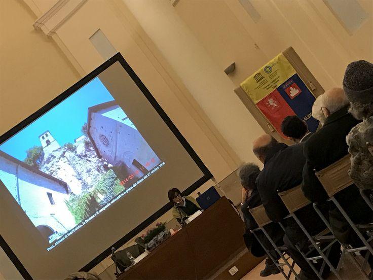 Perugia, 30 gennaio 2017. Claudio Ricci all'evento per celebrare i 20 anni di attività del Club UNESCO Perugia Gubbio. Grazie e Complimenti per la vostra energia culturale.