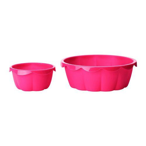 SOCKERKAKA Bakeform, sett 2 stk.  - IKEA