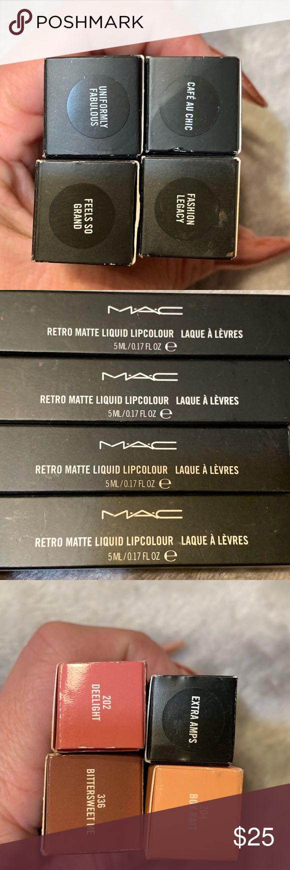 Authentic all my Mac is 💯 authentic NWT Makeup for sale