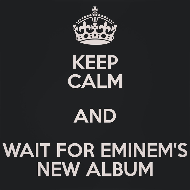 Eminem's New Album will be released on November 5th 2013 .. Yeah! =) | Marshall Mathers LP 2 ( MMLP2 )