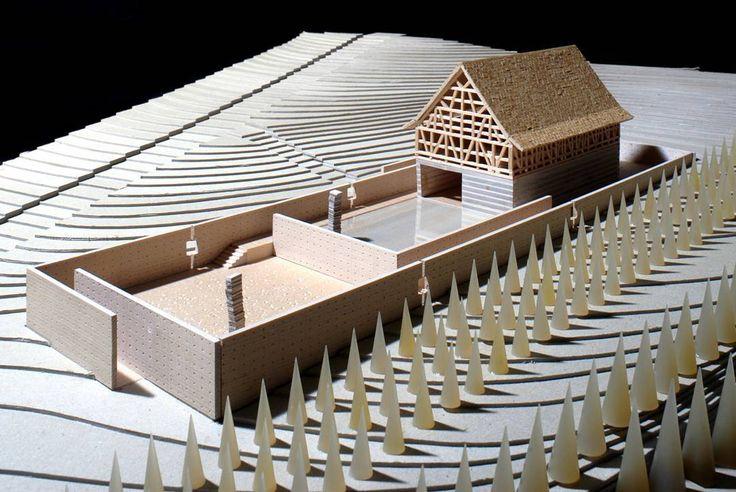 Building model by Tadao Anado  #art #artist #architecture #building #designs #photography #picture #photo #jmartspace