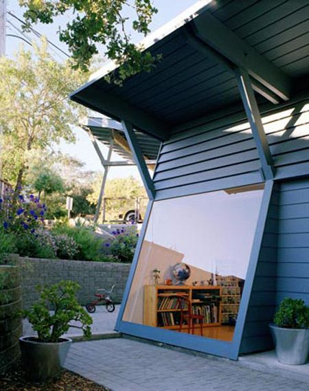 windowGrey Bedrooms, Bays Windows, House Design, Wong Architects, Contemporary Exterior, Windows Panes, Buttrick Wong, Architecture Ideas, Windows Design