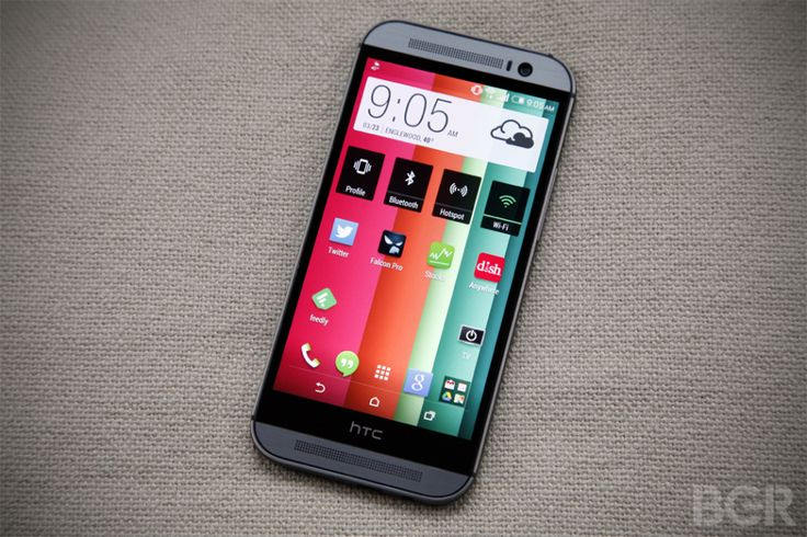 HTC One (M8) review: The smartphone that changes everything… again