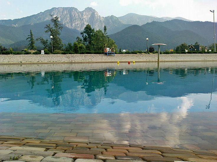 Thermal Pools in Zakopane //