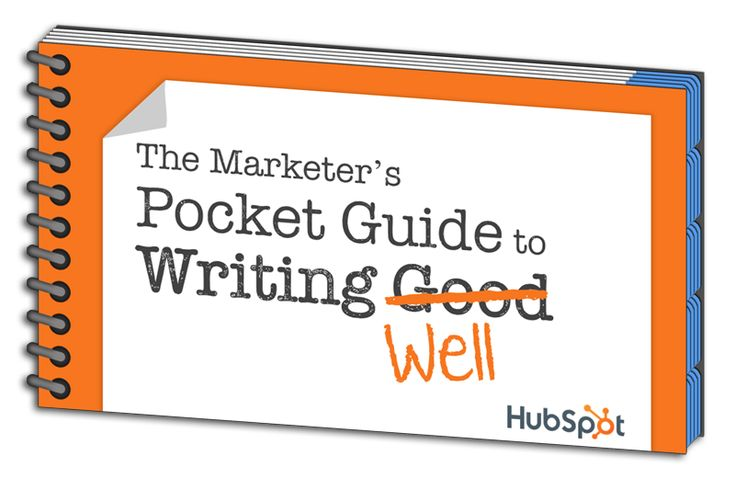 Marketer's Guide to Writing Well