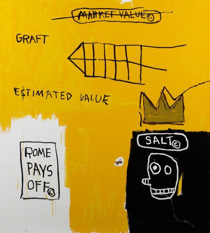 Basquiat: A Mini-Saia Jeans, Jeanmichel Basquiat, Artists, Jeanmichelbasquiat, Inspiration, Jeans Michele Basquiat, Rome Pay, Basquiat Rome, Jean Michel Basquiat