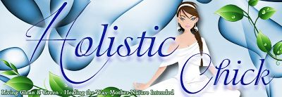 Holistic Chick - natural item that can commonly be found in the home and how it can be used to make your life more simple...and more green. It spotlights helpful tips involving cleaning, beauty & body care.