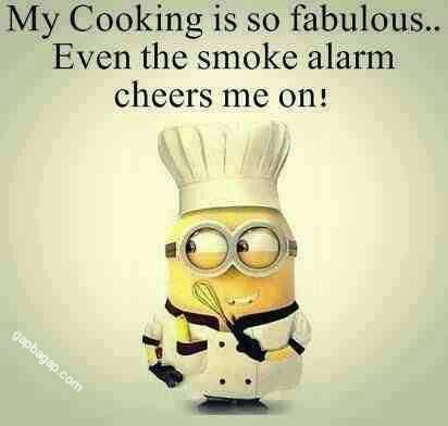 Funny Minion Quote