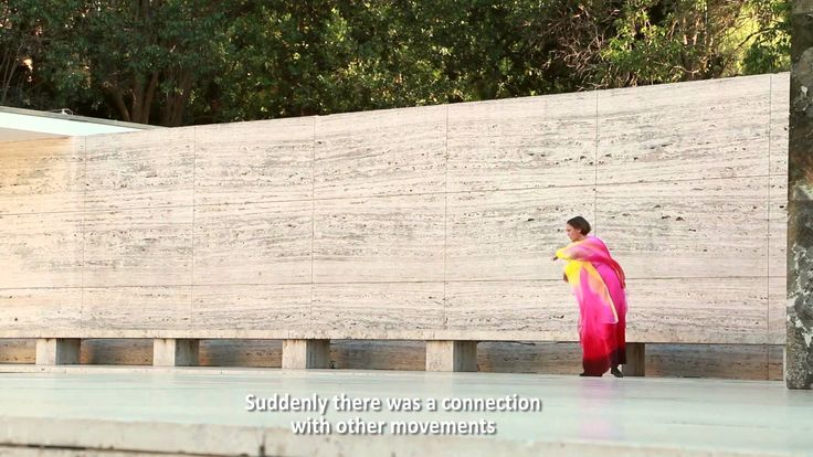 """Santiago Borja's address on """"Suprasensitive: a project on astral bodies and invisible planes"""" at the Mies van der Rohe Pavilion is based on his research in r..."""