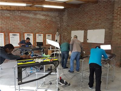 Certified Paintless Dent Removal Training South Africa