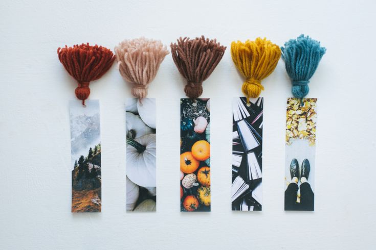 DIY Book Marks // Simple + Beyond