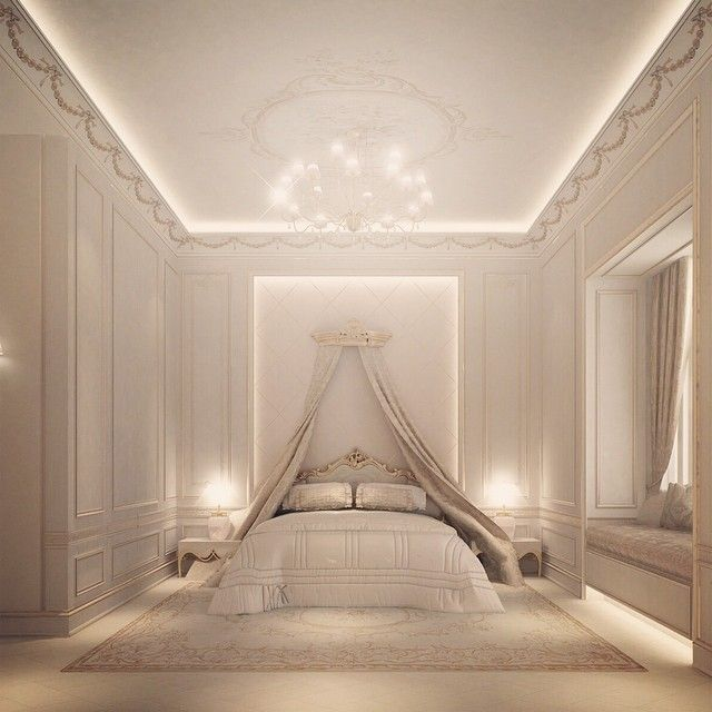 Goodnight My Darling Luxurious French Styled Bedroom In