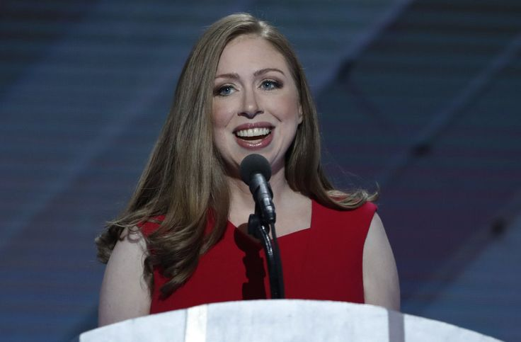 17 Best Ideas About Chelsea Clinton On Pinterest