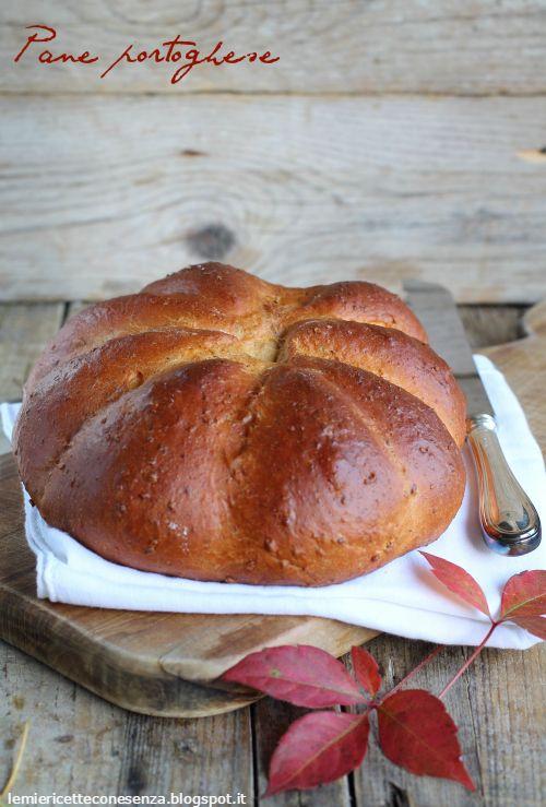 pane portoghese, dolce