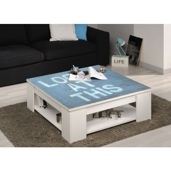 Parisot Quadri Coffee Table - Look